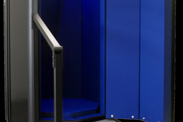 A Whole Body Cryosauna