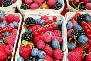 Nutrient-Dense Low-Glycemic Superfruits