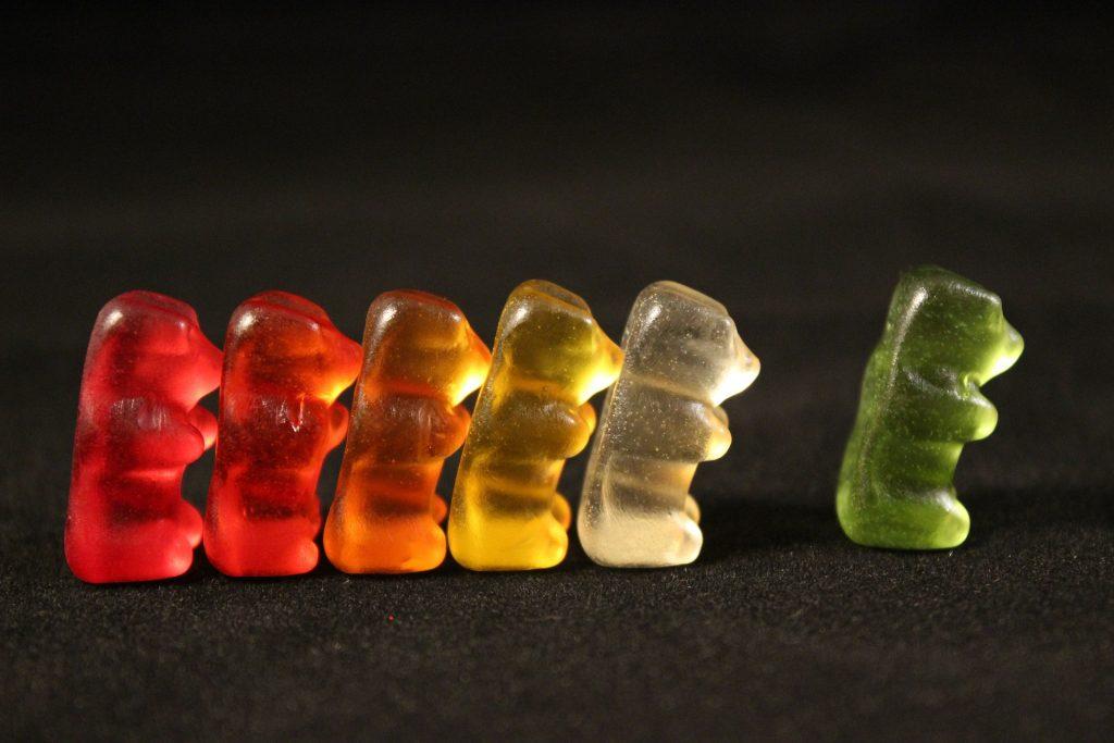 Paleo gummies